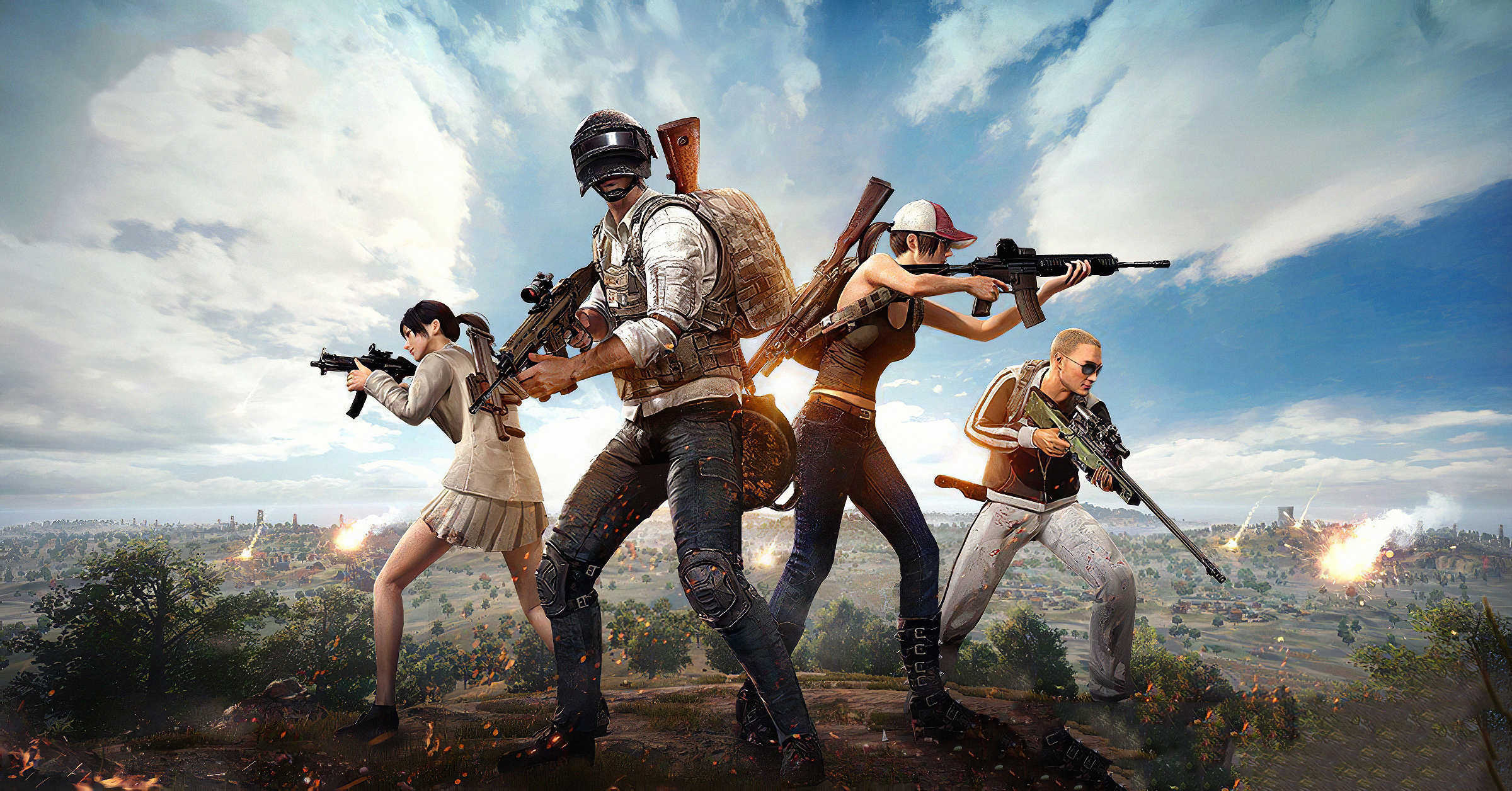 4k Ultra Hd 1610 Chachameow Pubg Wallpapers Games Wallpapers Team