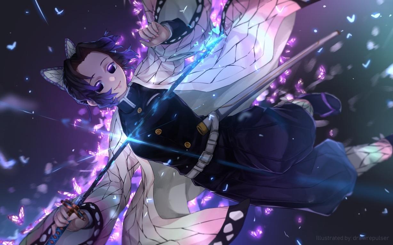 Akaza Demon Slayer Wallpaper Anime 4k Wallpaper Image Hd
