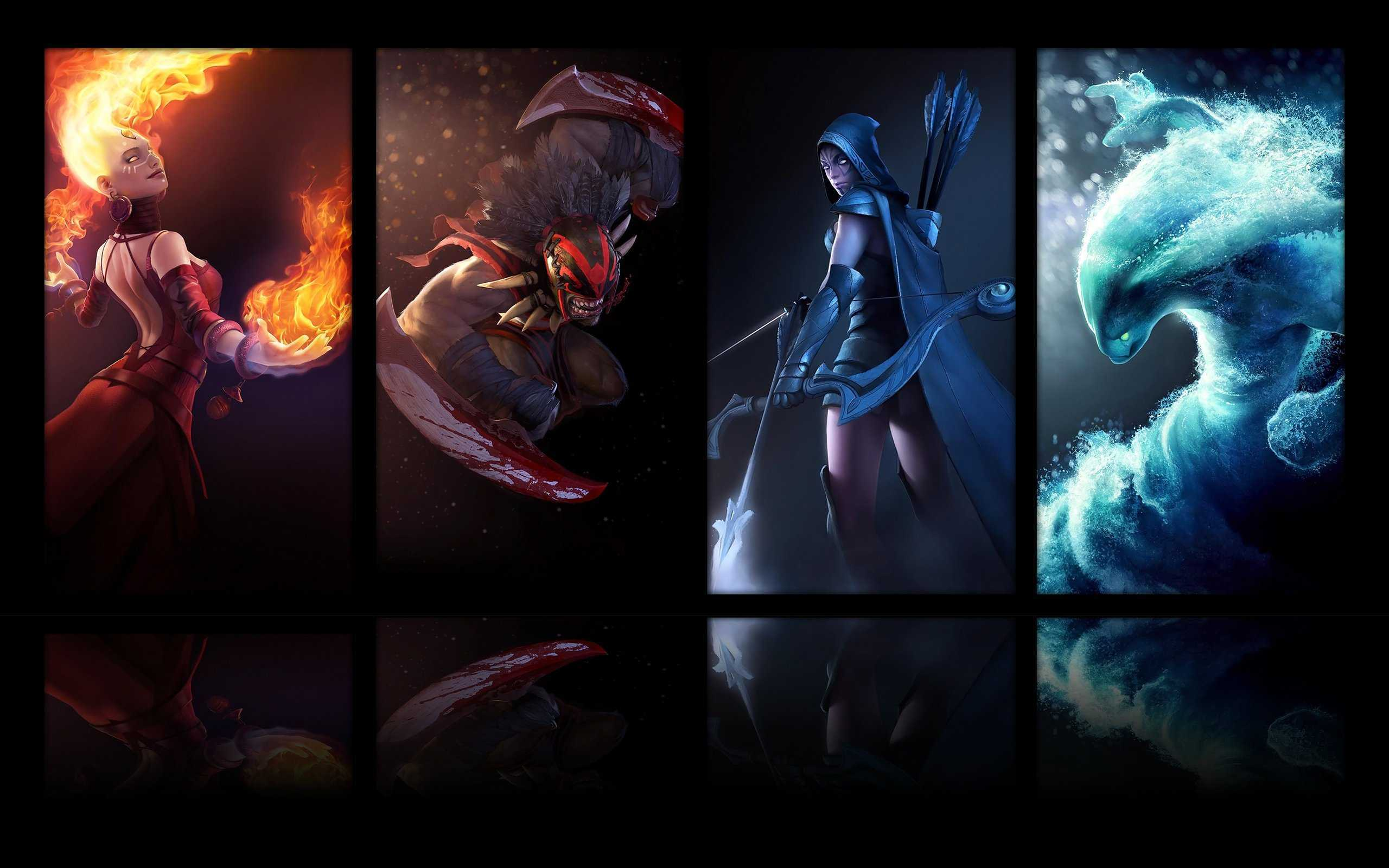 Amazing Dota 2 Hd For Your Pc Dmarket Wallpaper