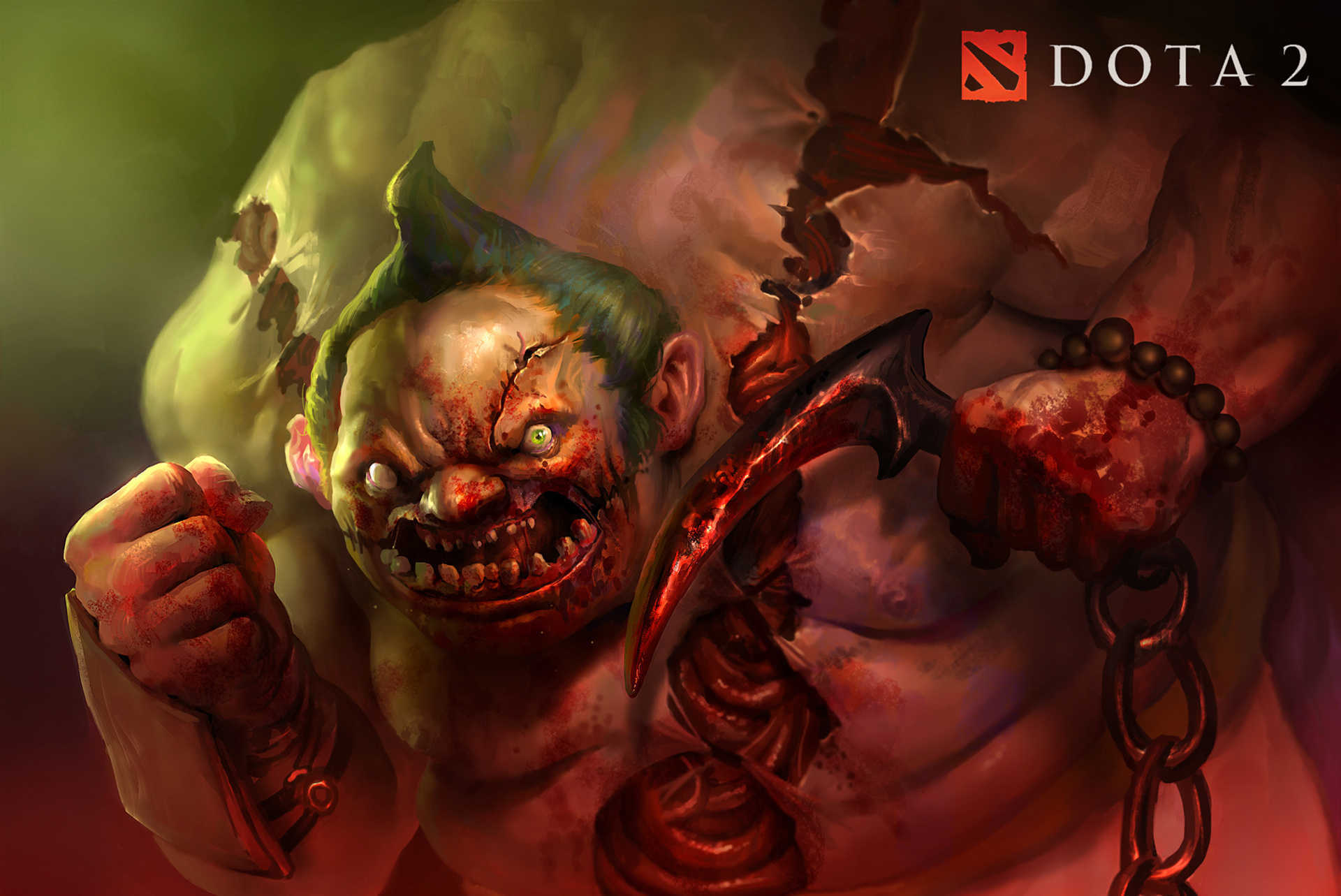 Amazing Dota 2 Hd Gaming Background For Pc Wallpaper.