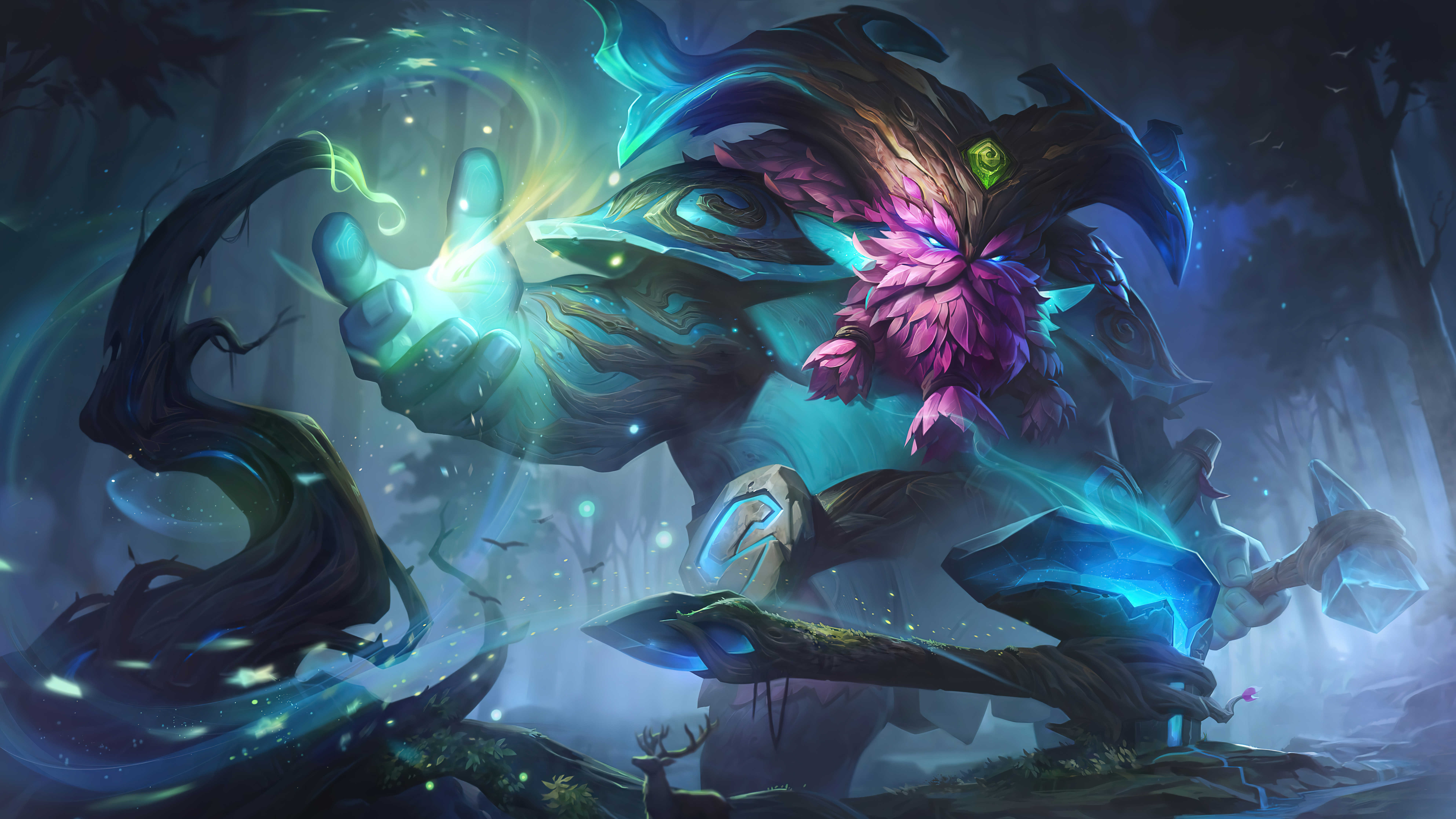 Android League Of Legends Hd Wallpaper Ornn