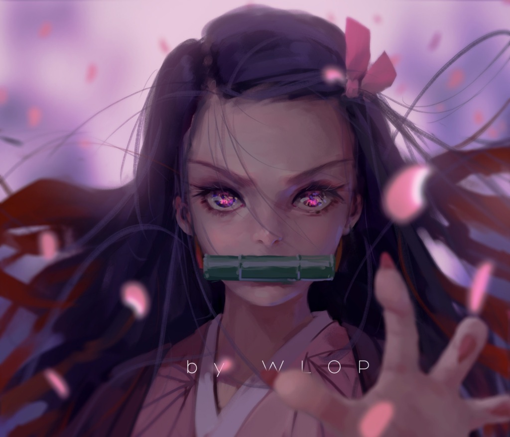 Anime Demon Slayer Kimetsu Yaiba Tanjirou Kamado No