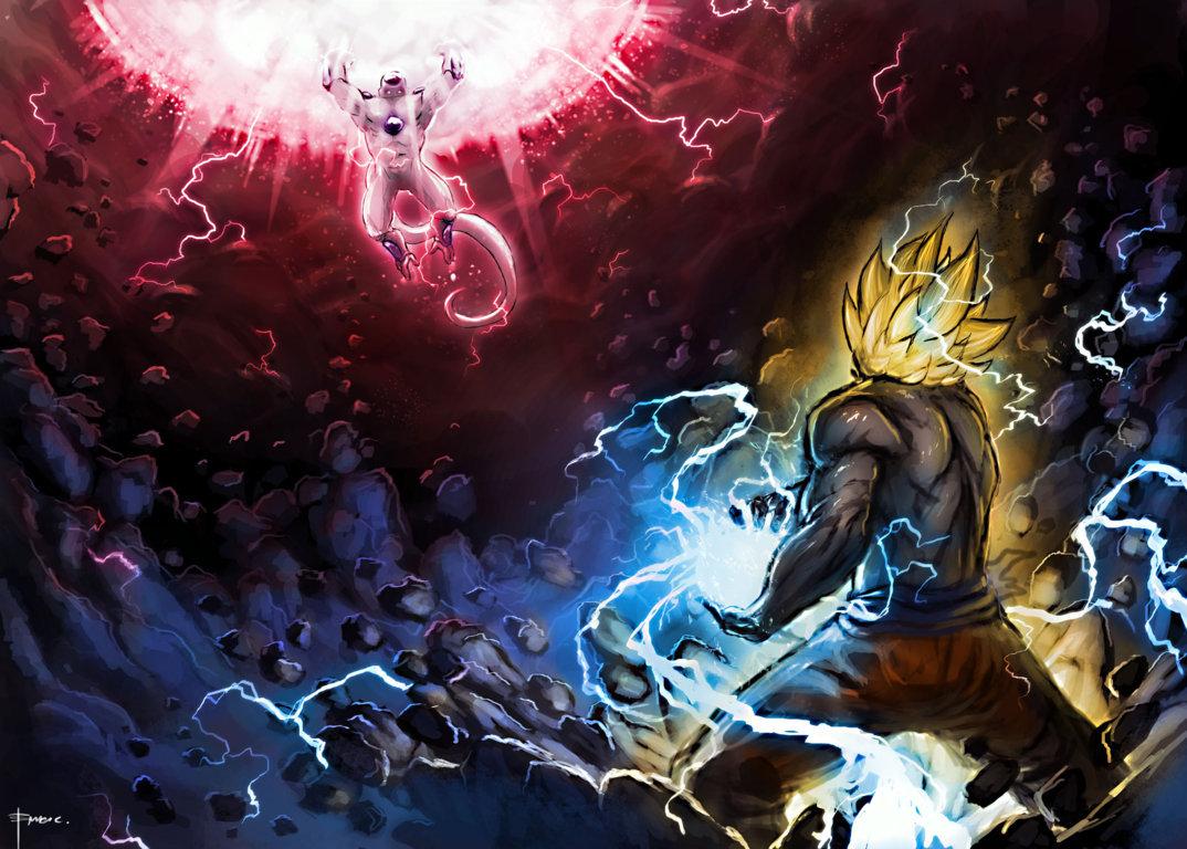 Anime Dragon Ball Z Hd Wallpaper