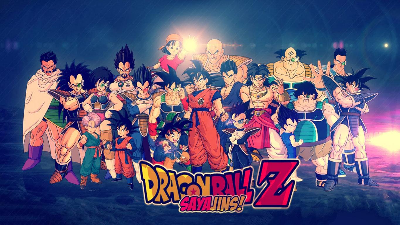 Anime Dragon Ball Z Wallpaper Hd