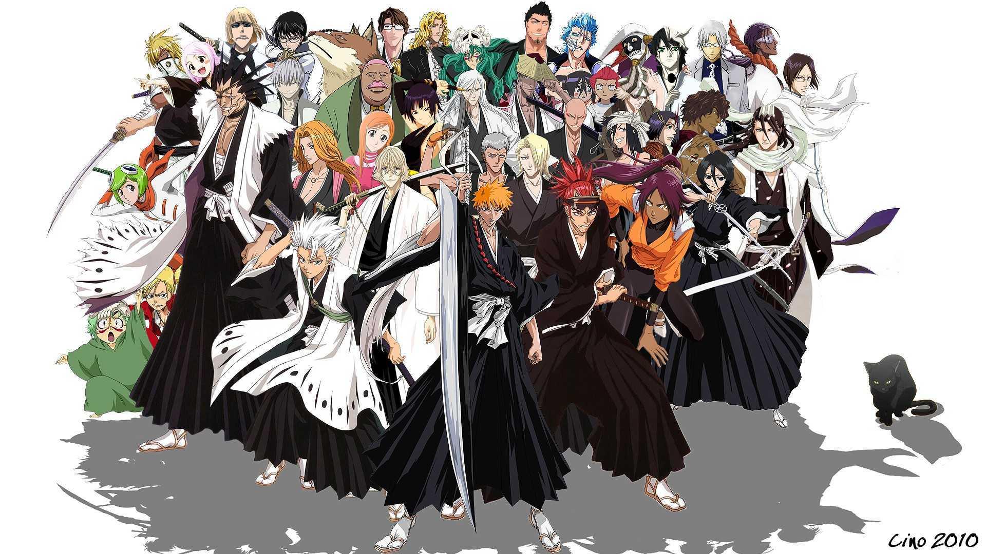 Anime & Manga 4 Bleach Anime Wallpaper All