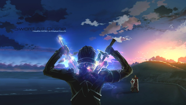 Anime Sword Art Online HD Wallpaper