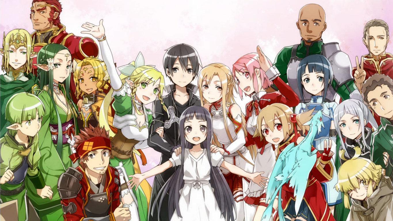 Asuna Sword Art Online Anime wallpaper