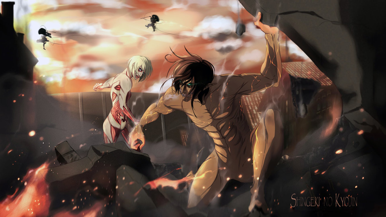 Attack On Titan Scouting Wallpaper By Imxset21 Daily Anime Art Legion