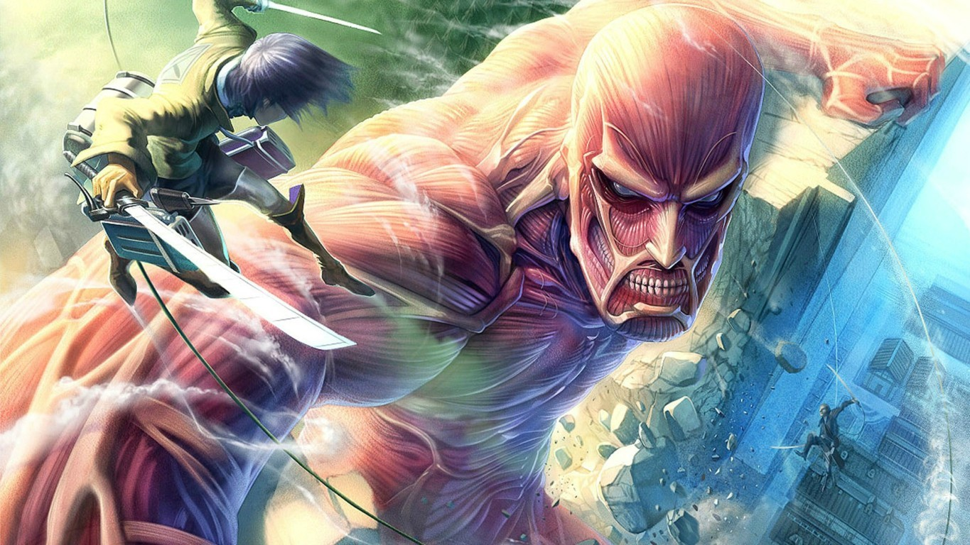 Attack On Titan Wallpaper Quality High