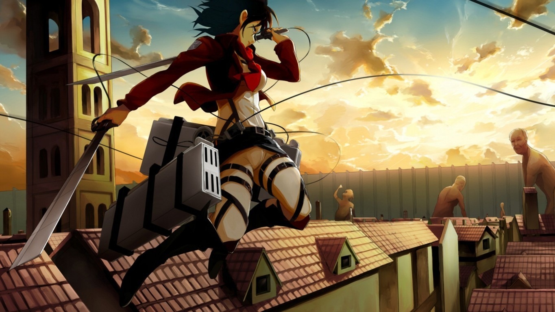 Attack on Titan wallpaper 5