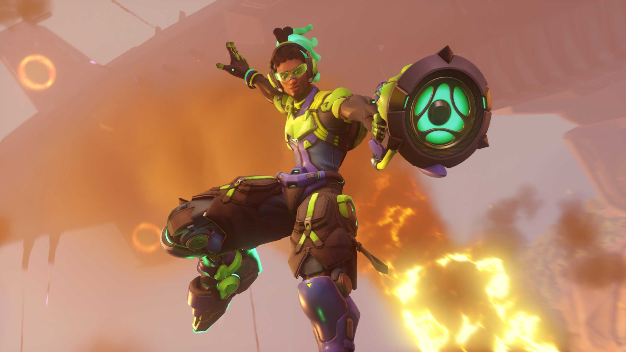 Awesome Overwatch Wallpaper – Album Halloween Skins Are Here 4th