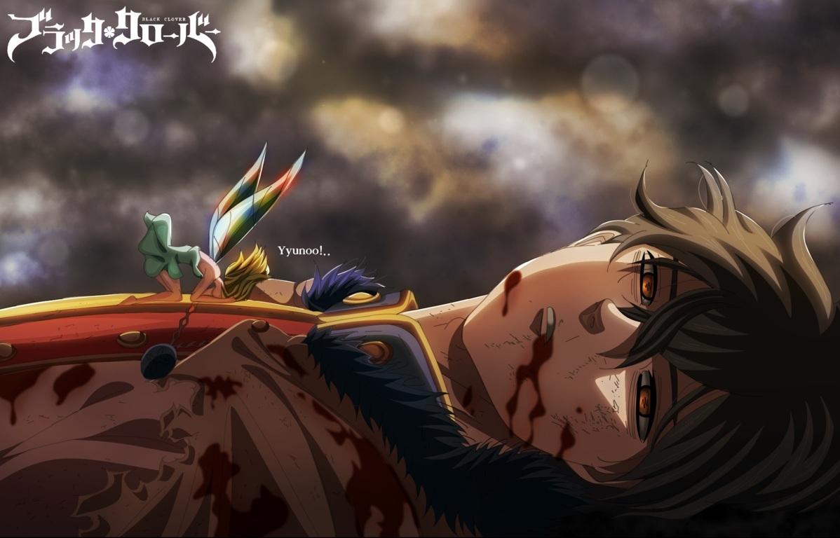 Black Clover Anime Poster Wallpaper & Background Hd