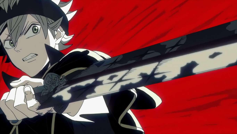 Black Clover Asta Demon Form