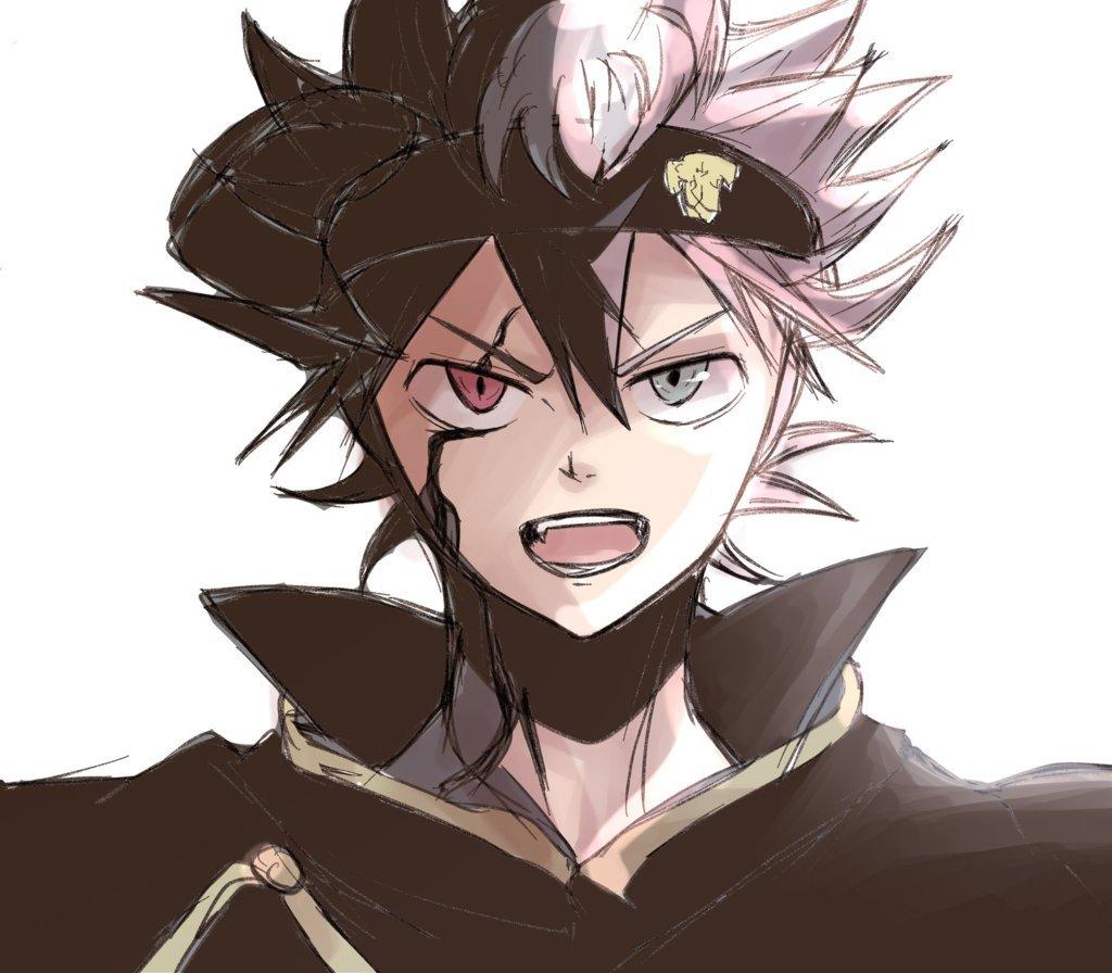 Black Clover Asta Demon Hd Wallpaper Download Sword