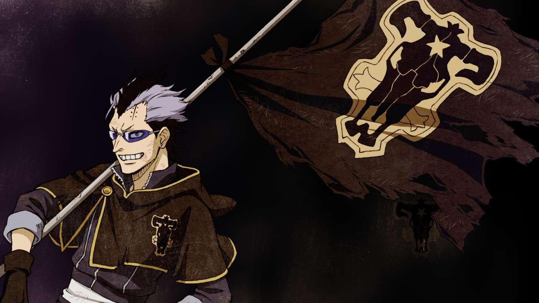 Blackclover Black Clover Asta Hd Demon