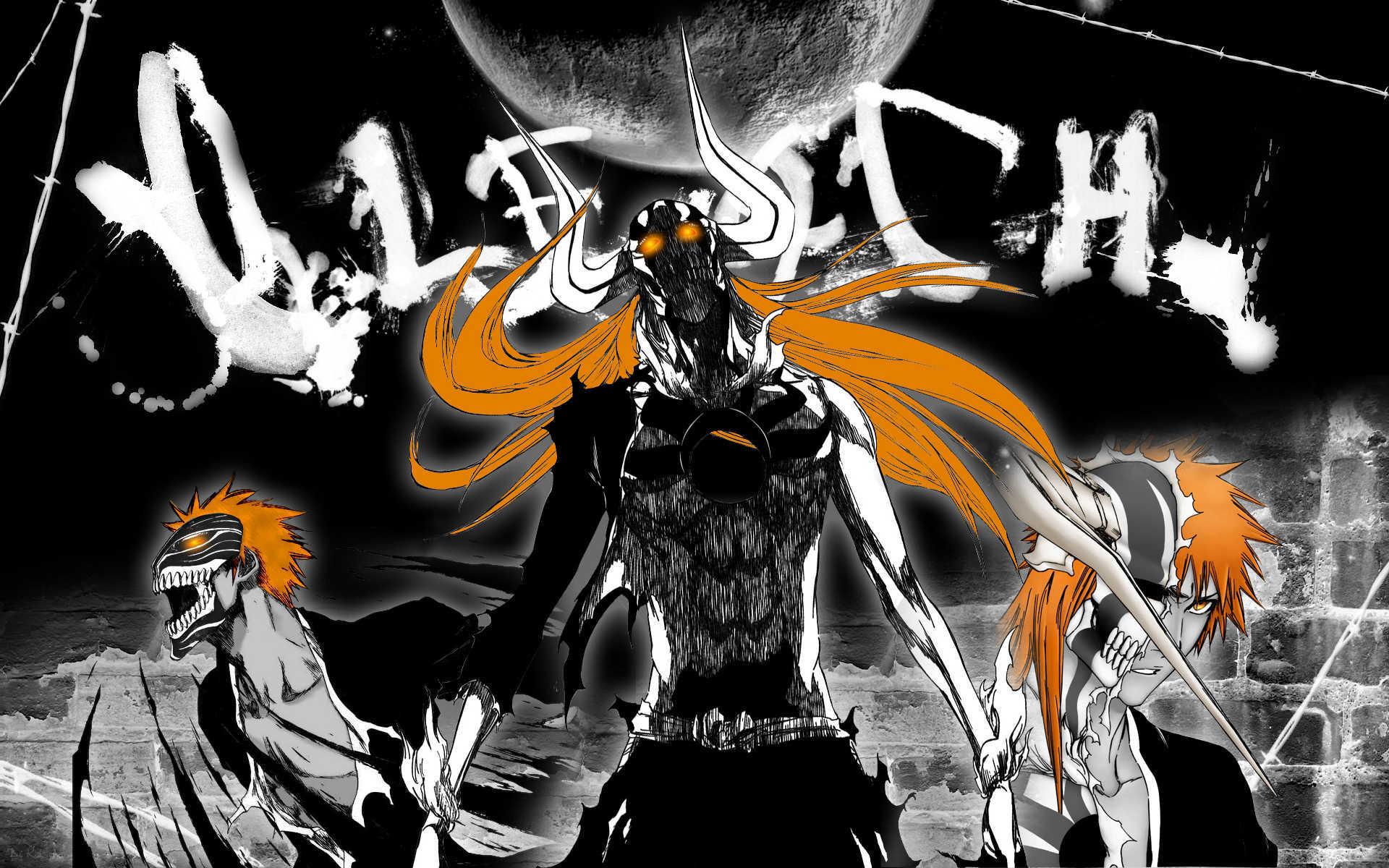 Bleach Anime Image Wallpaper Mac For