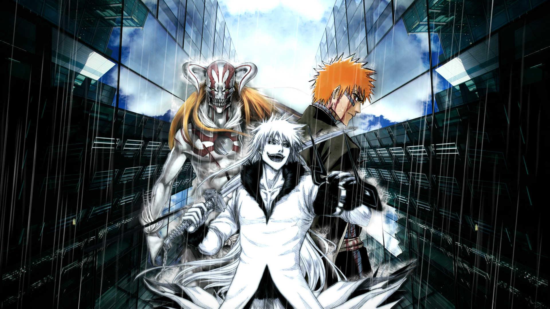 Bleach Anime Iphone Wallpaper