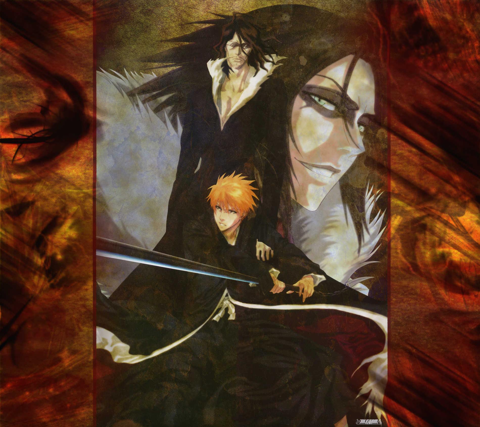 Bleach Anime Wallpaper Wallpaper