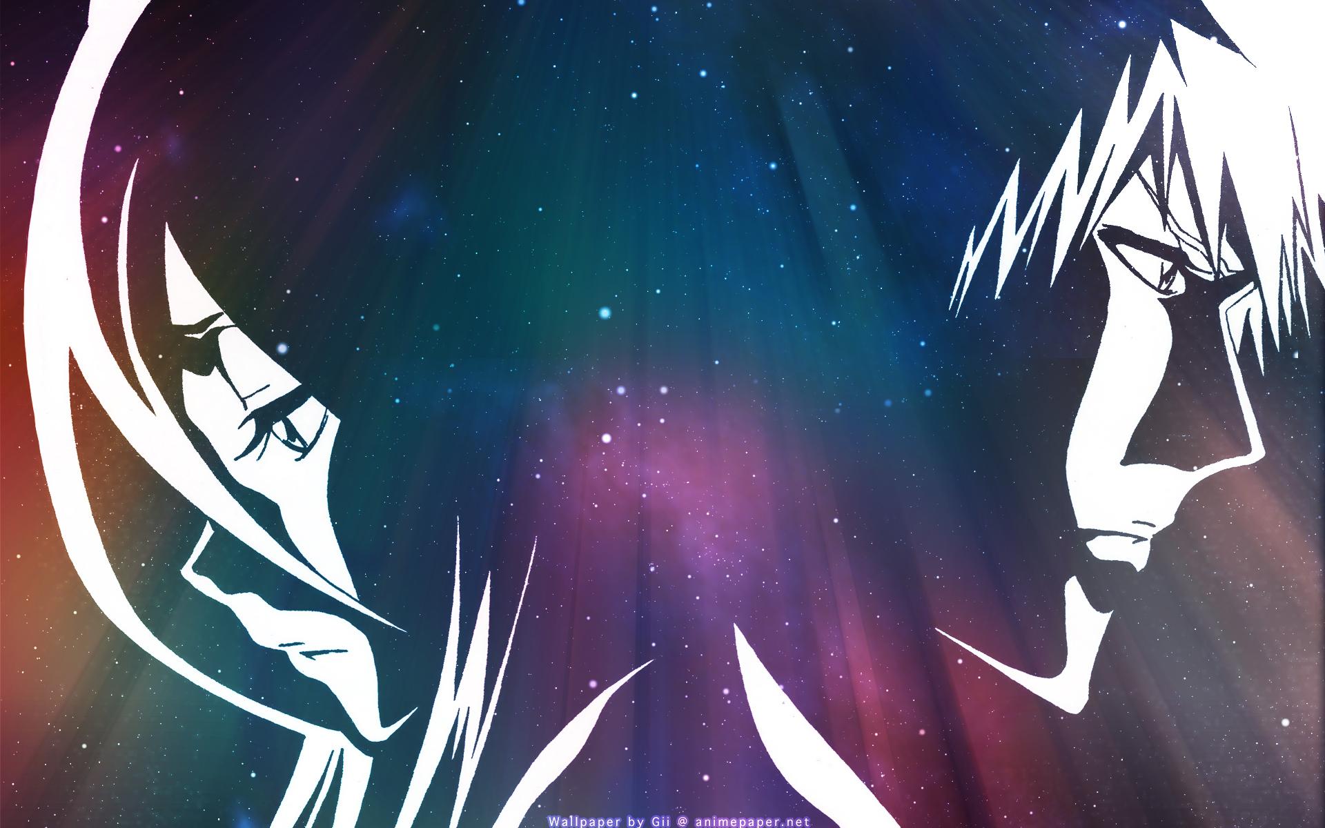 Bleach Characters Wallpaper