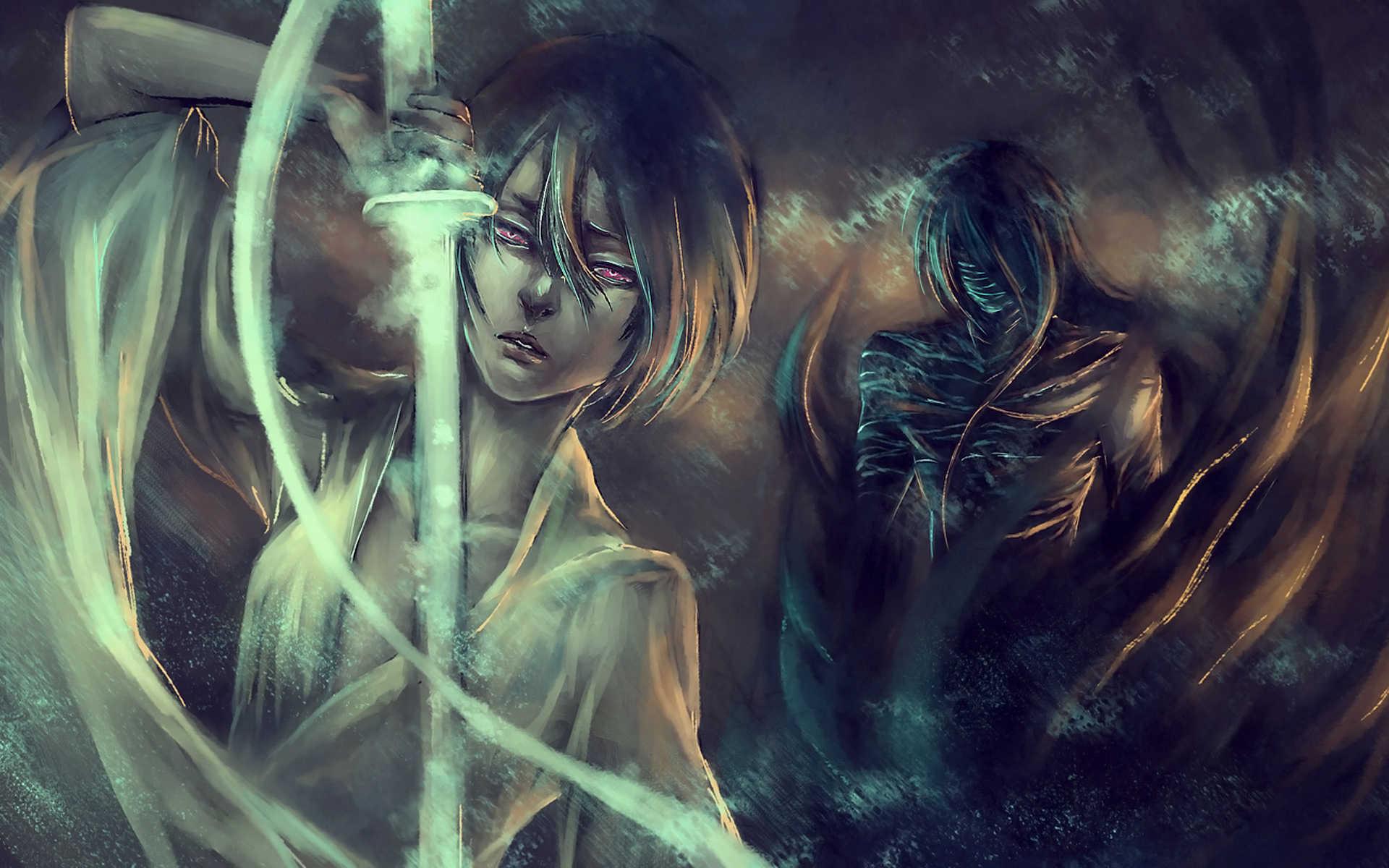 Bleach Manga Image Wallpaper