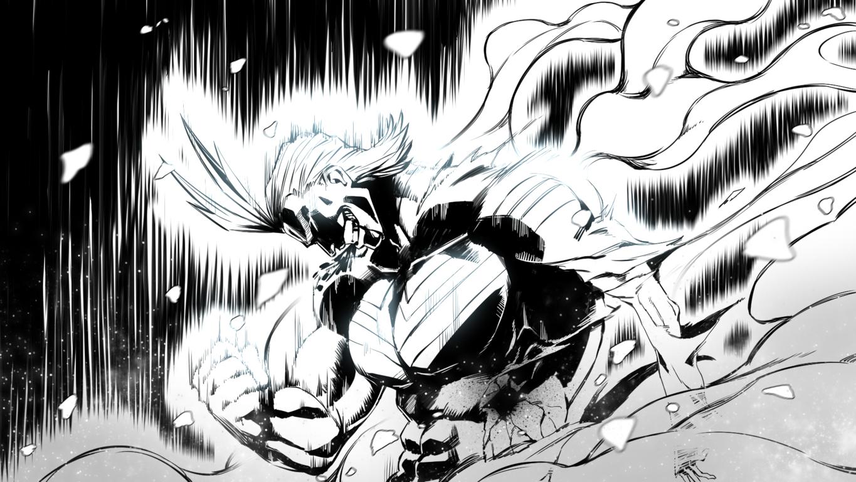 Boku No My Hero Hd Anime 4k Wallpaper Image Academia