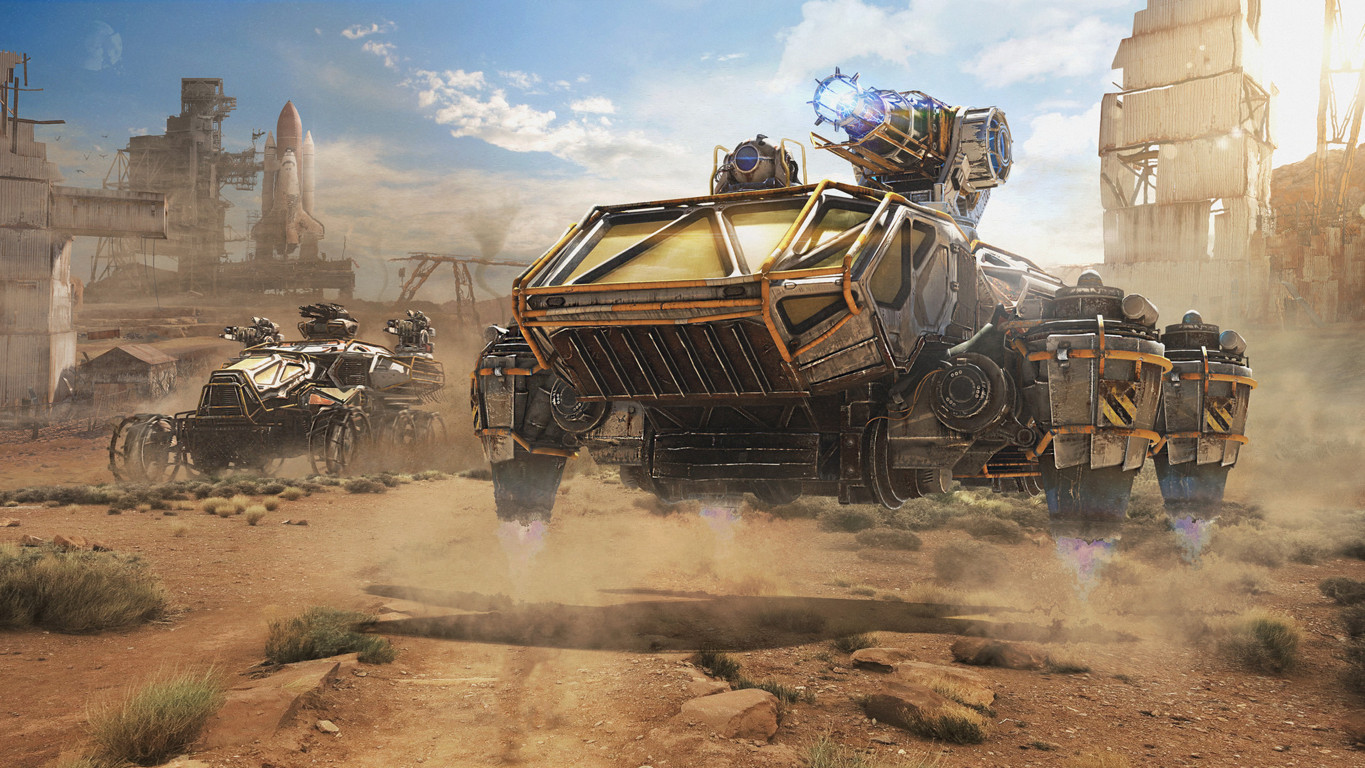 Crossout Hd Wallpaper And Background Image