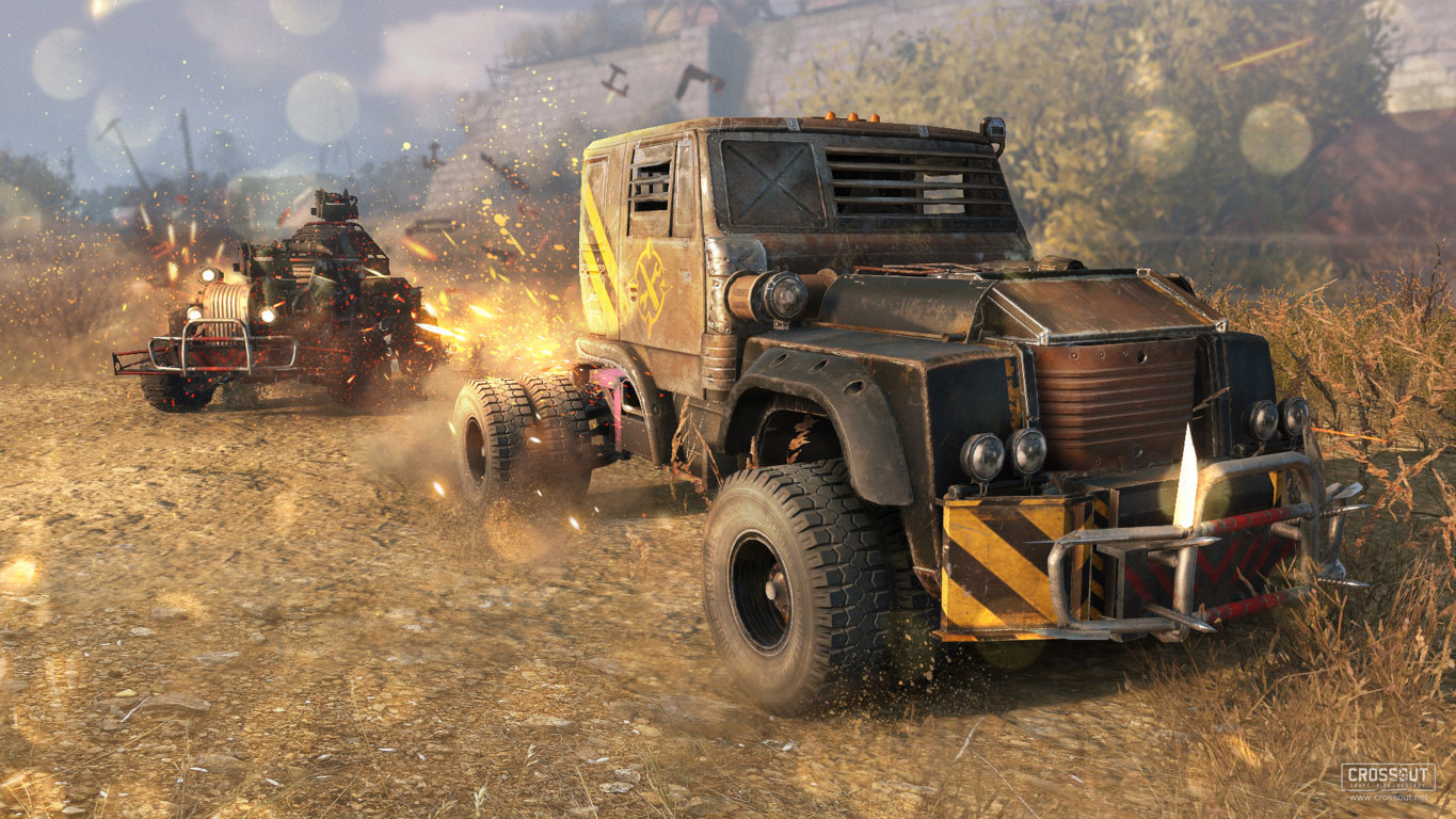 Crossout Hd Wallpaper And Image 4k Background