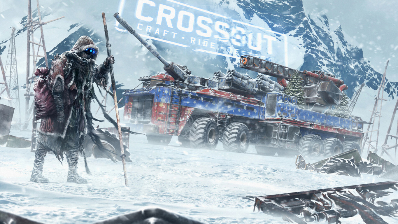 Crossout Reaches Three Million Milestone In Less Than A Hd Player