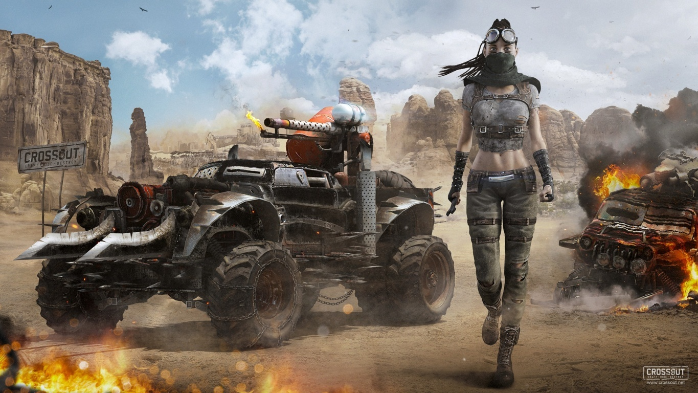 Crossout Reaches Three Million Milestone In Less Than Player