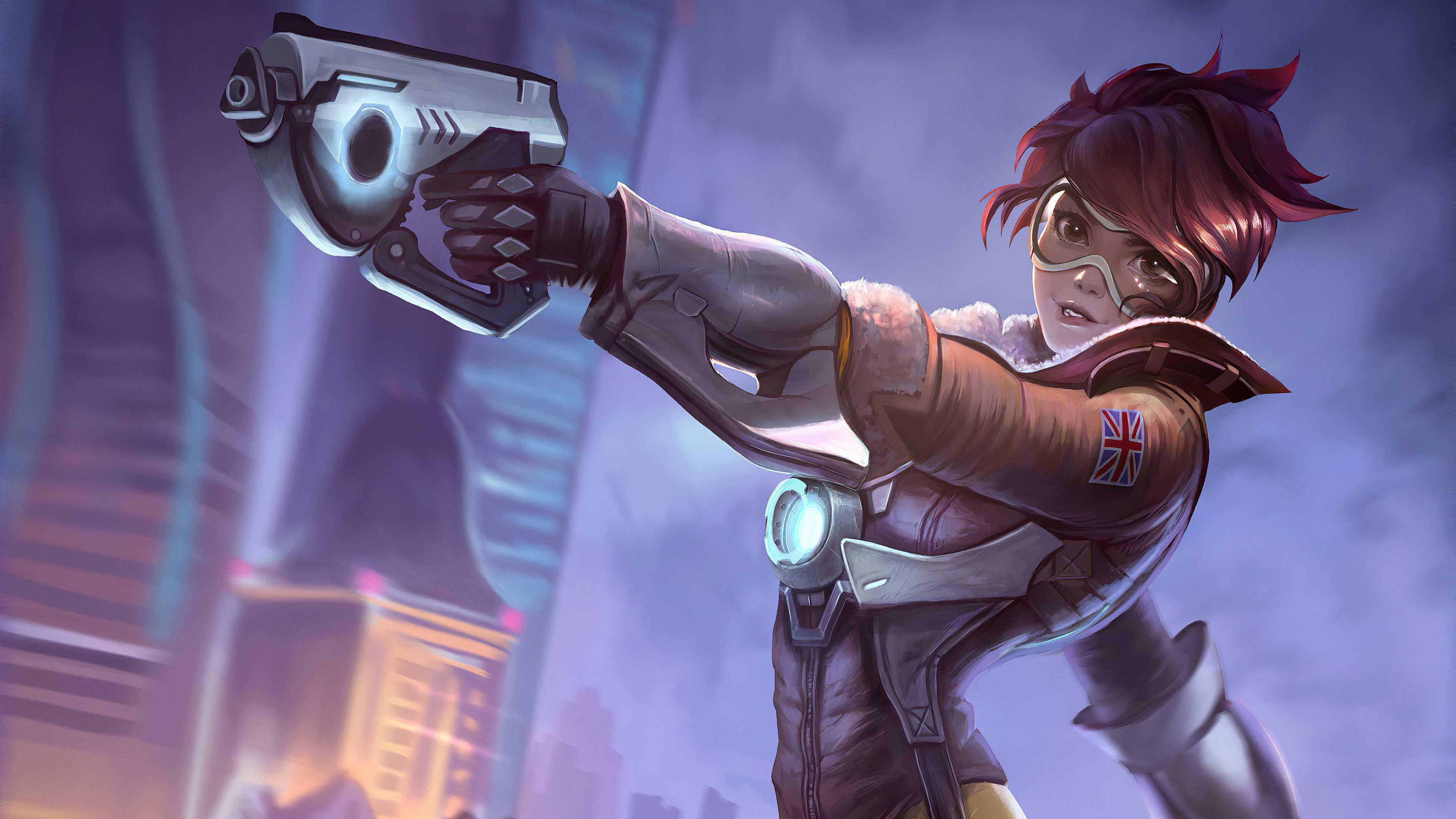 D.Va Overwatch 4k In Overwatch Wallpaper 2021