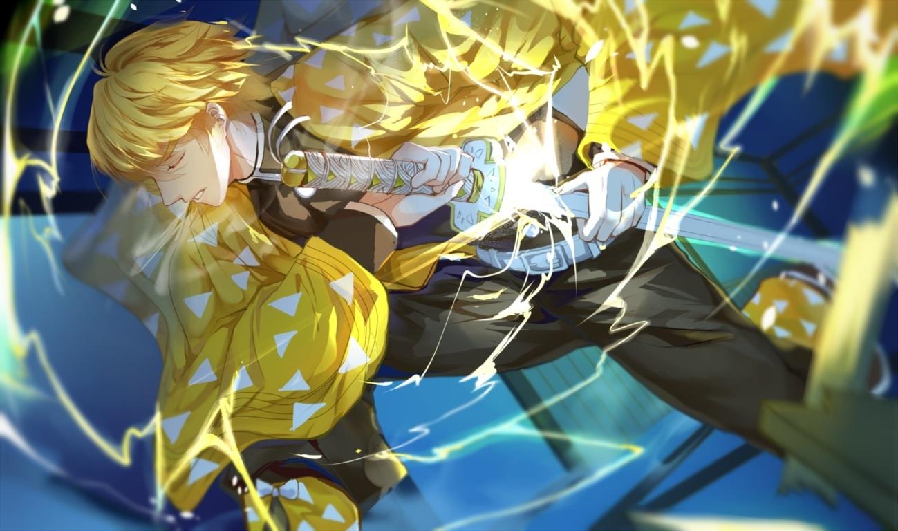Demon Slayer Kimetsu No 4k Ultra Hd Wallpaper Background Yaiba