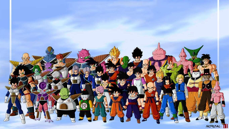 Desktop Image Of Dragon Z Dragon Ball Z Wallpaper Hd Ball