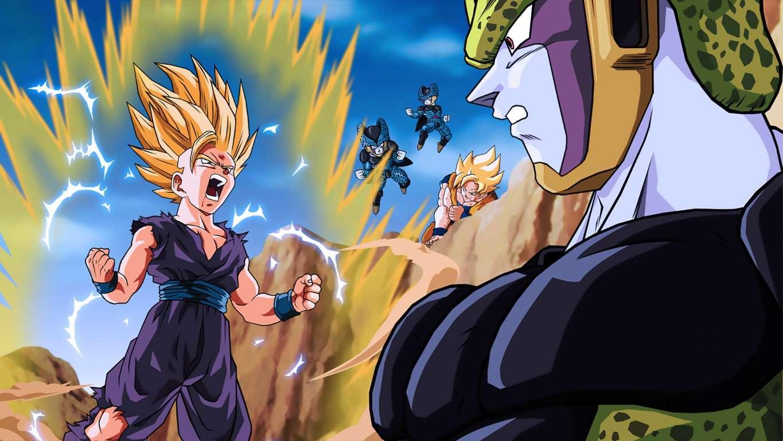 Desktop Image Of Dragon Z. Dragon Ball Z Wallpaper Ball