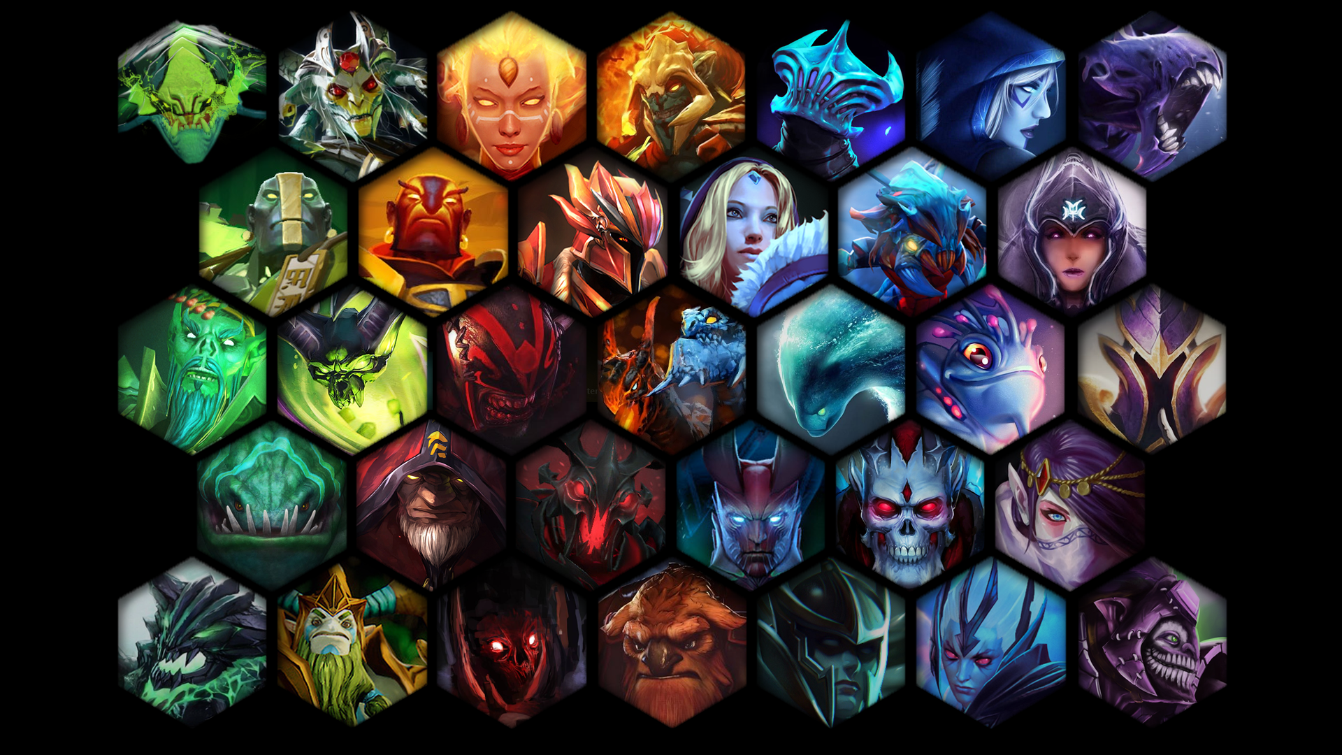 Dota 2 Background Picture Wallpaper Hd