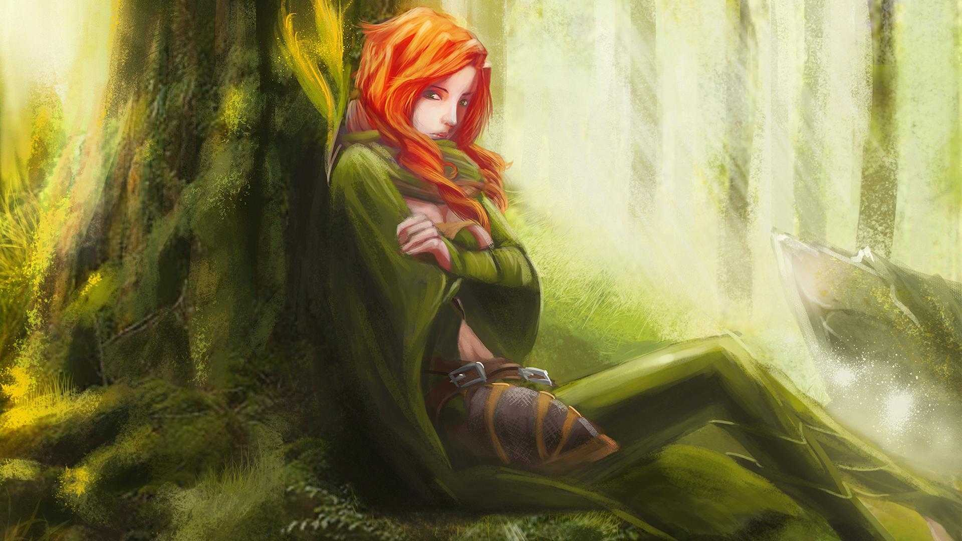 Dota 2 Hd Wallpaper Background And