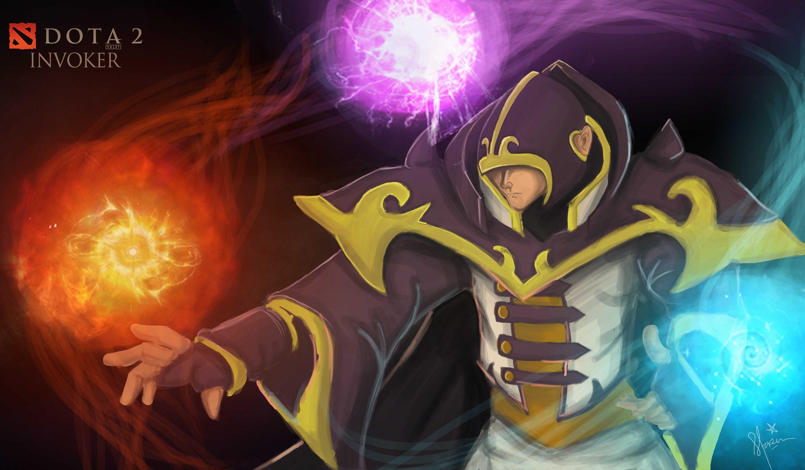 Dota 2 Hero The Templar Assassin 4k Ultra Hd Wallpaper For High Resolution Lanaya