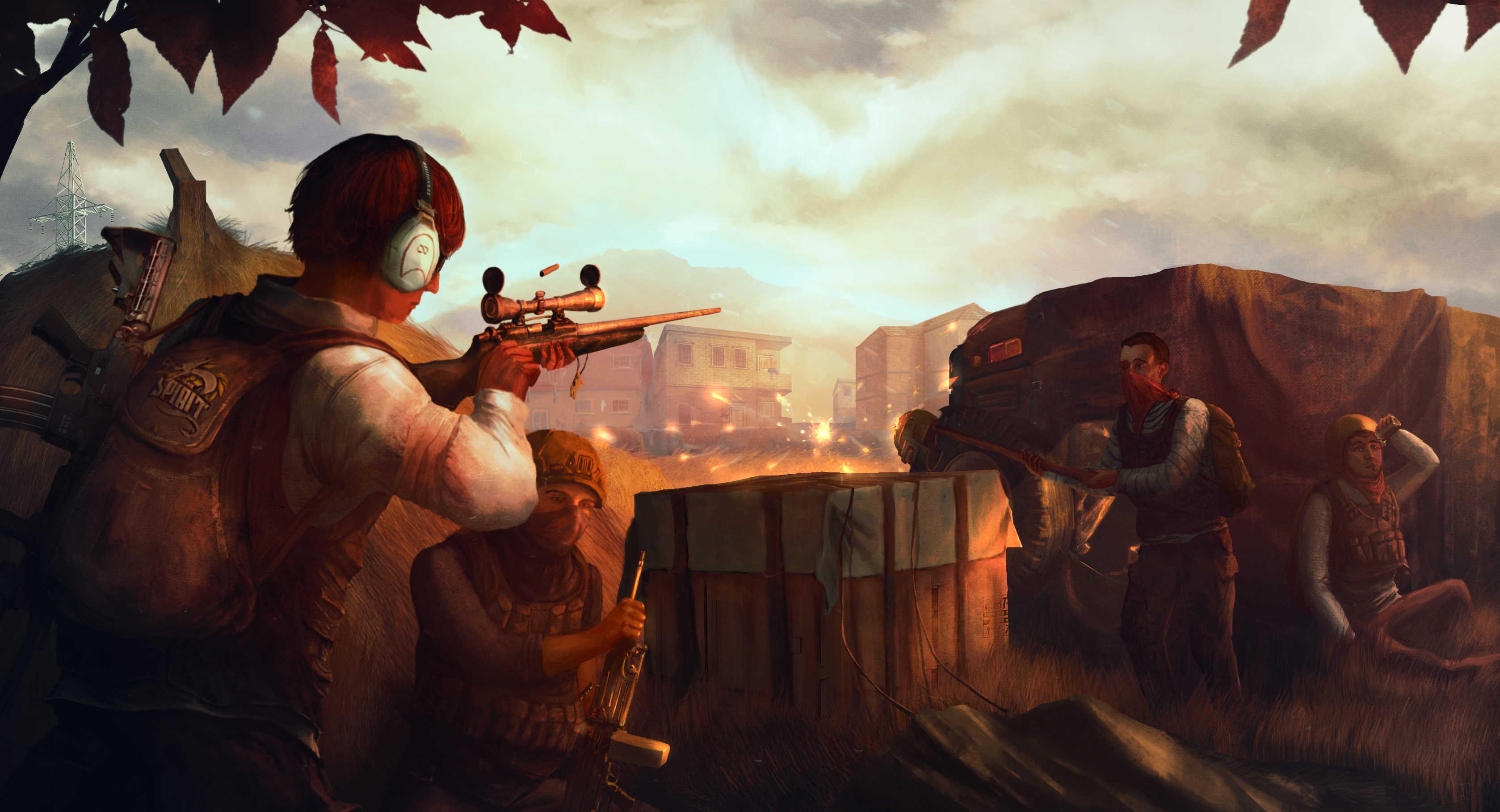 Downaload Pubg, Playerunknown's Battlegrounds