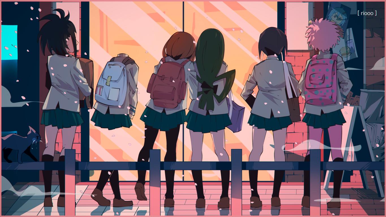 Downaload Shouto Boku No Academia Anime Boy Artwork Hero