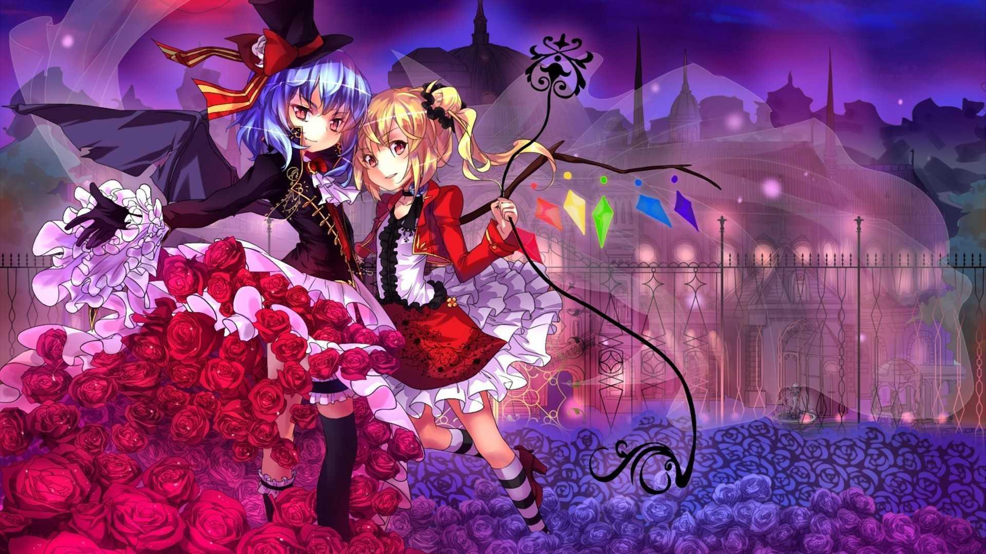 Download Clownpiece Touhou Fairy Blonde Wings