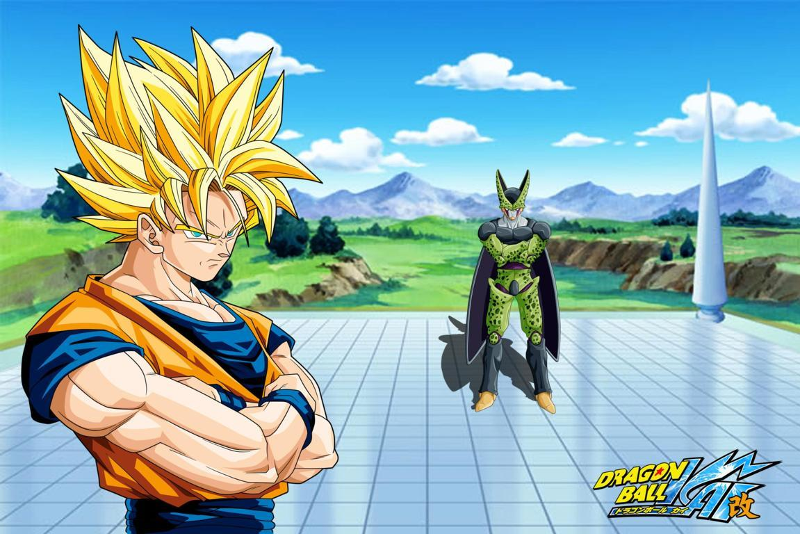 Dragon Ball Z HD Wallpaper and Background Image