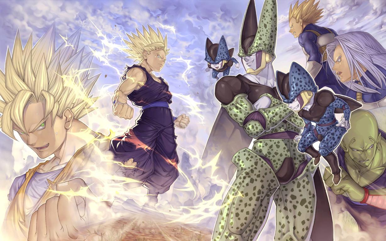 Dragon Ball Z Wallpaper 15