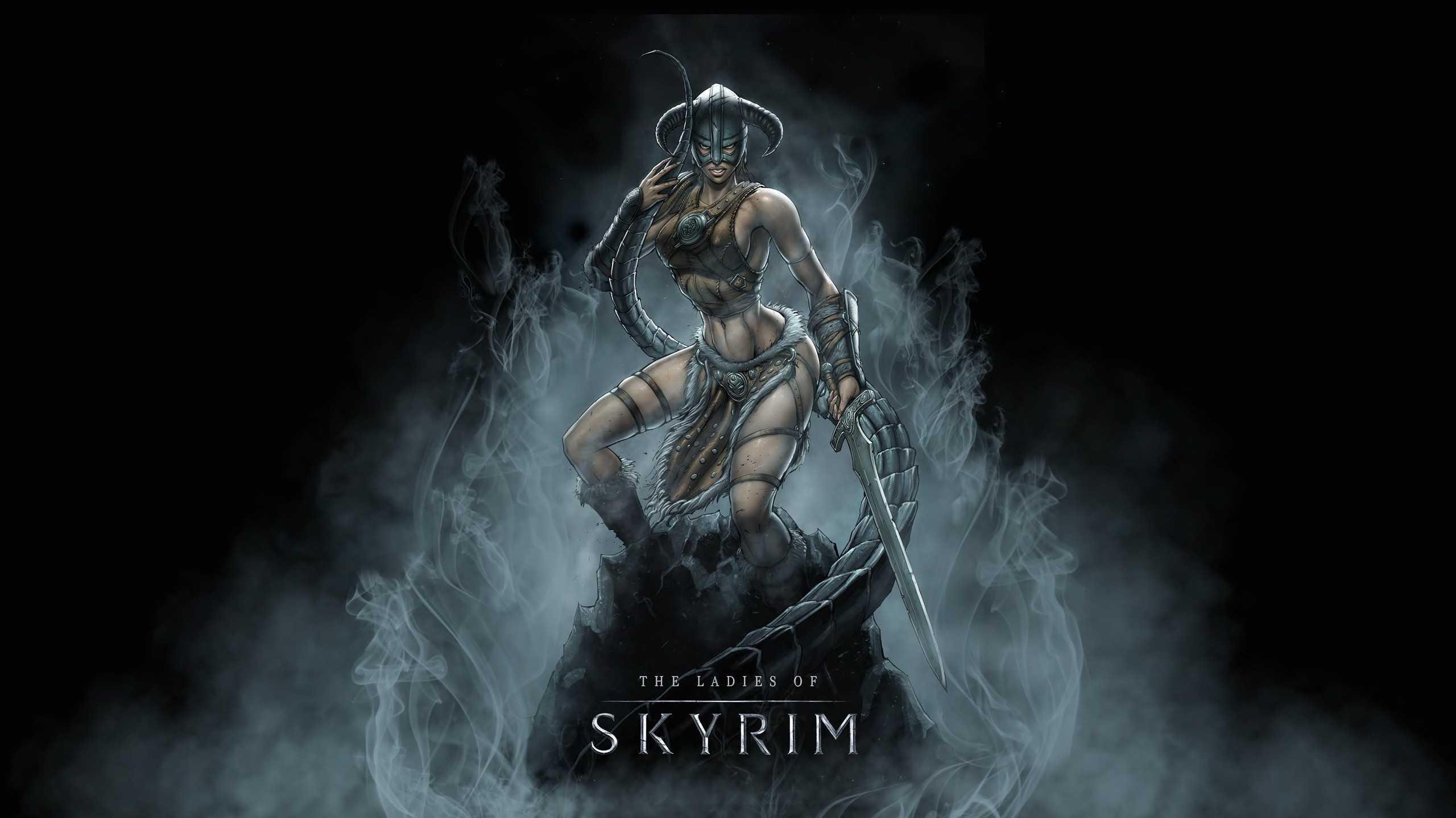 Dragon Skyrim Hd Desktop Wallpaper