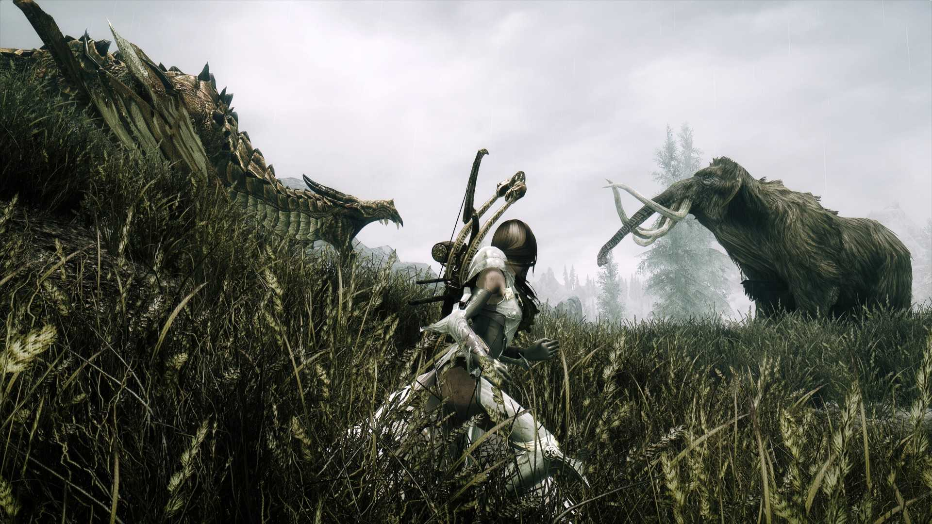 Fine Hdq Skyrim Image Hdq Cover Wallpaper Nice