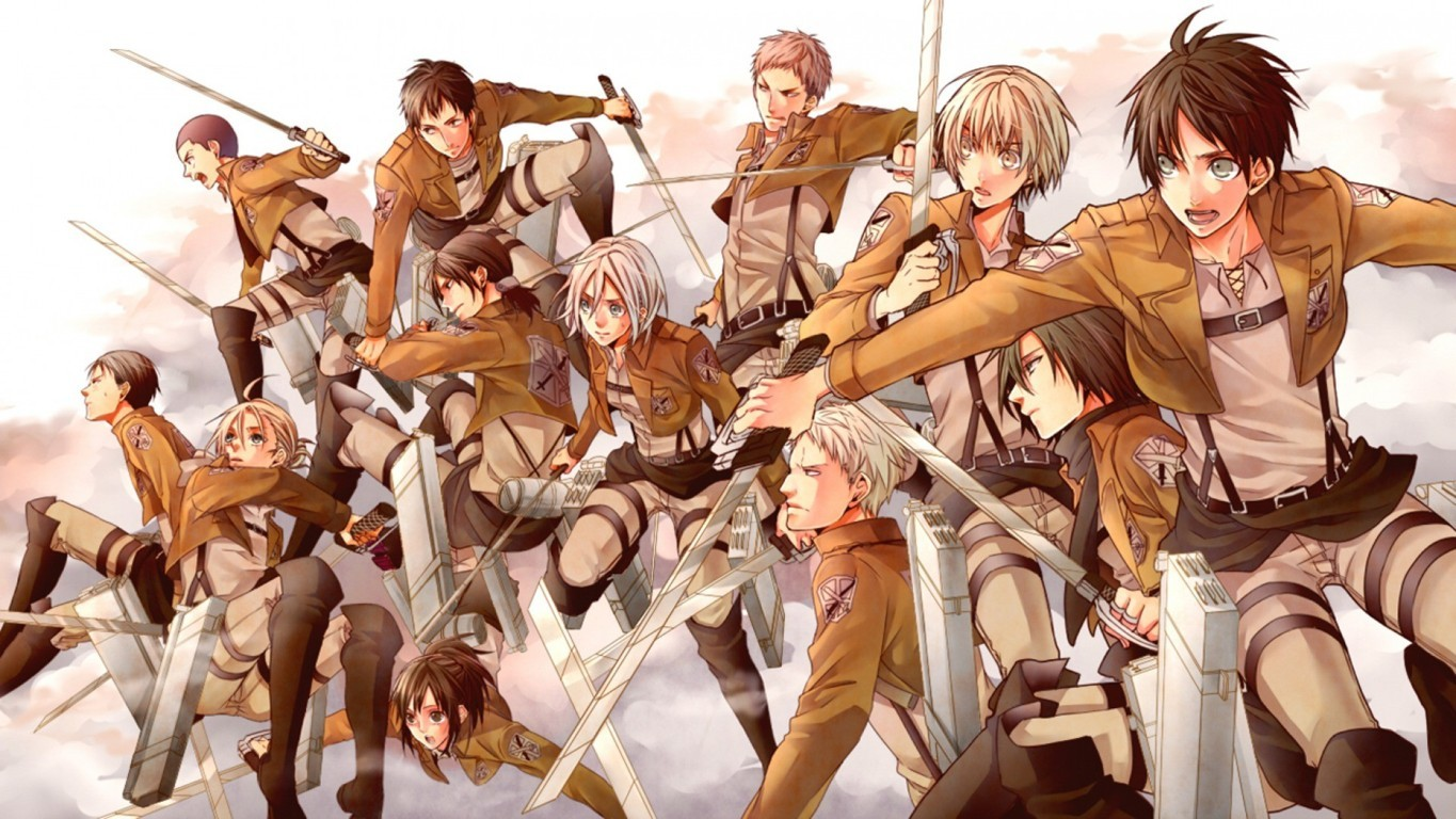 Free Download Best Anime On Titan Wallpaper Many Picture Attack