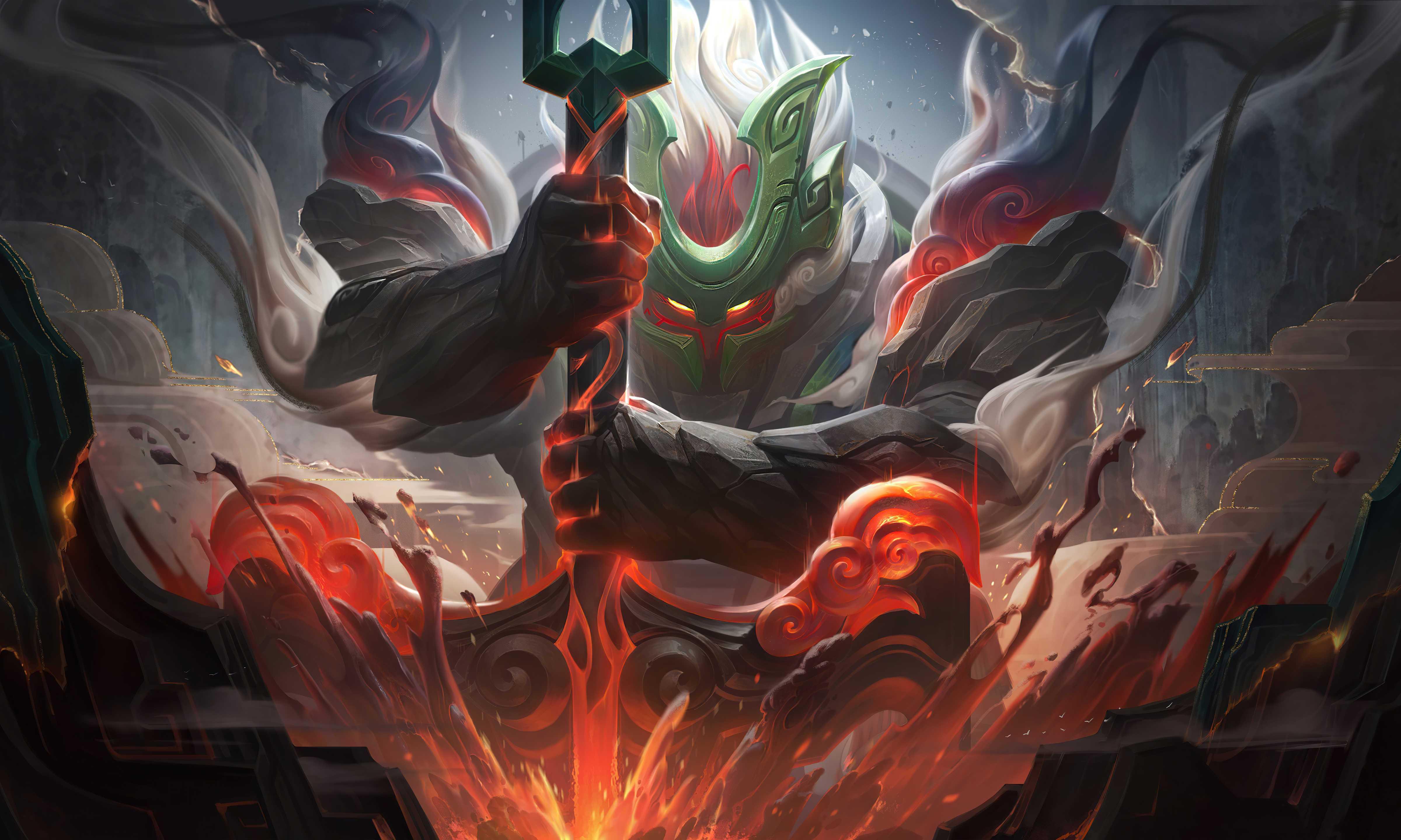 Free Download League Of Legends League Of Legends Video Games Wallpaper