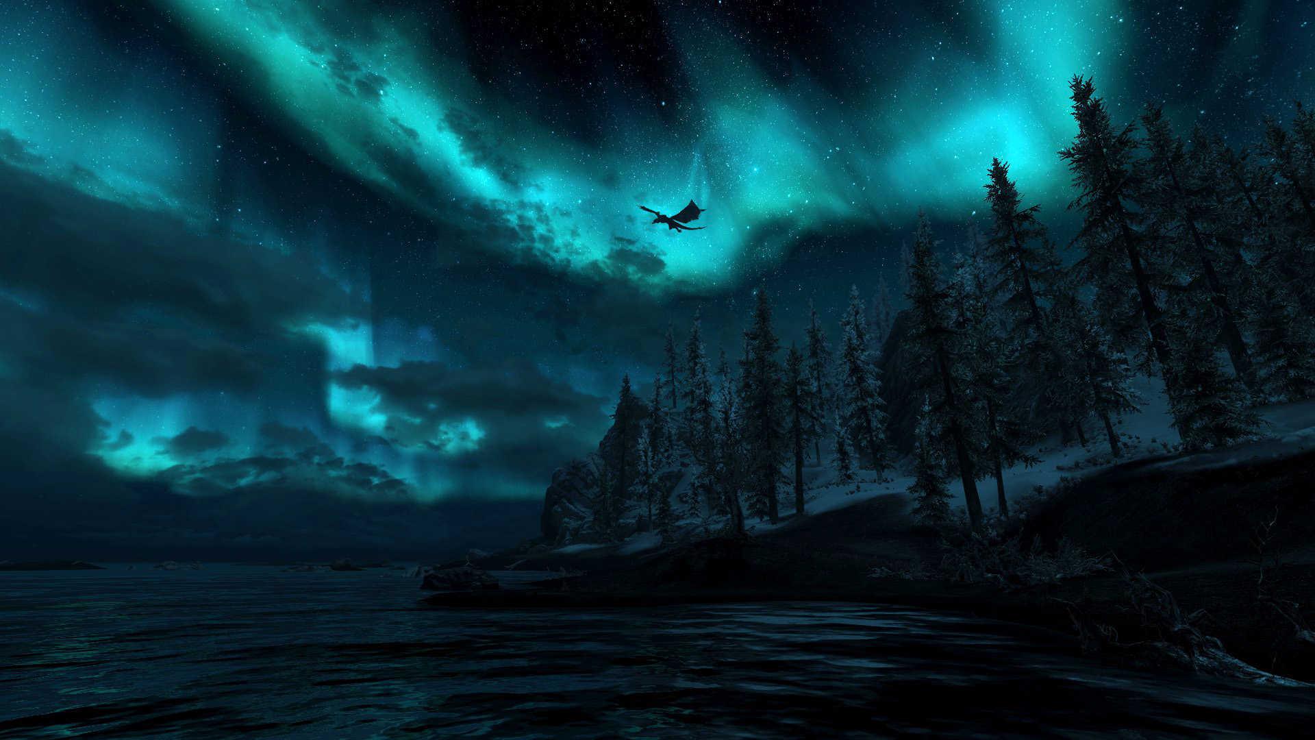 Games The Elder Scrolls Skyrim Wallpaper Desktop Phone Tablet V