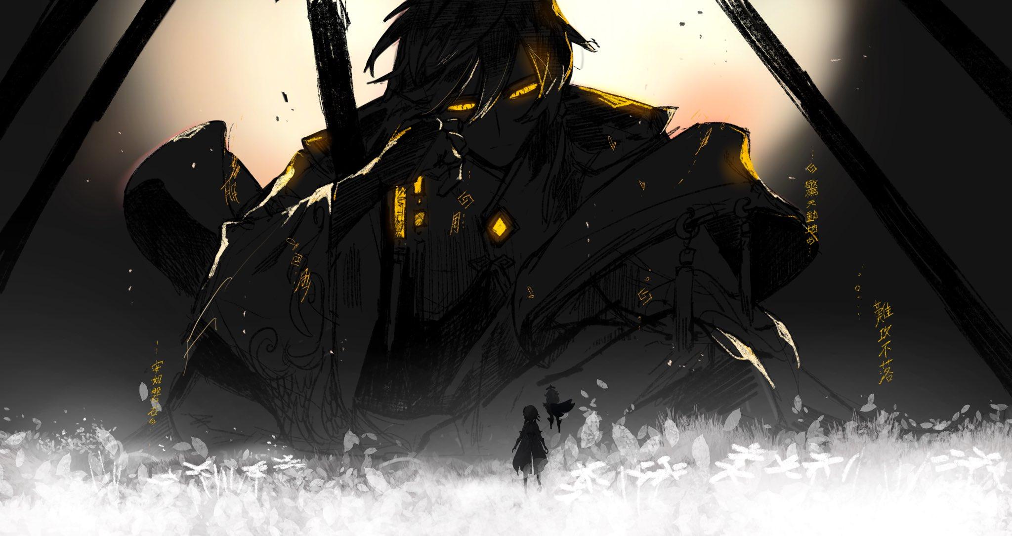 Genshin Impact Character Design Artwork Wallpaper Art Reference Photos Anime