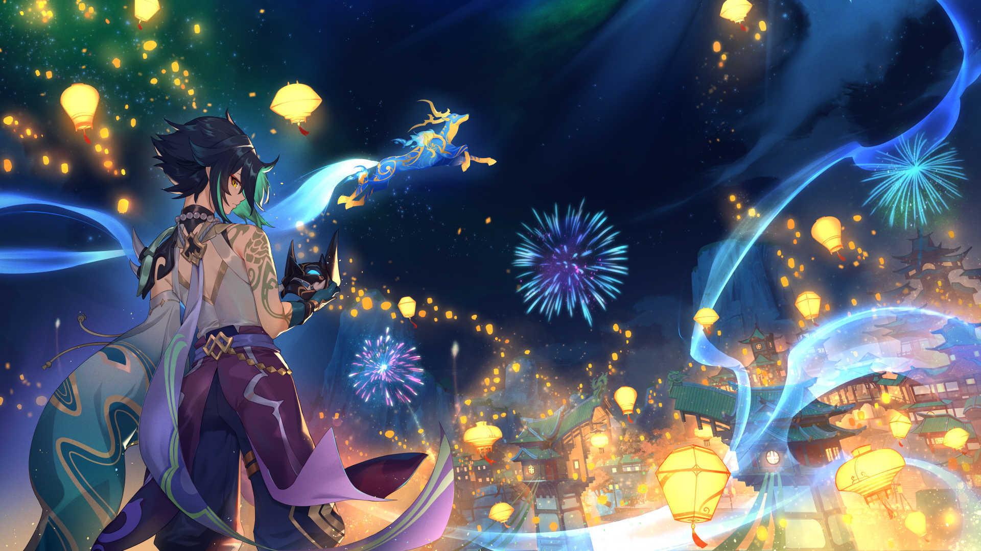 Genshin Impact – Zerochan Image Board Anime