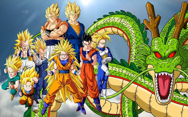 Goku Dragon Ball Wallpaper Anime Wallpaper Z