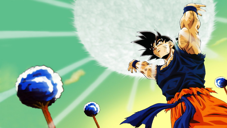 Goku Dragon Ball Z Anime Wallpaper Wallpaper